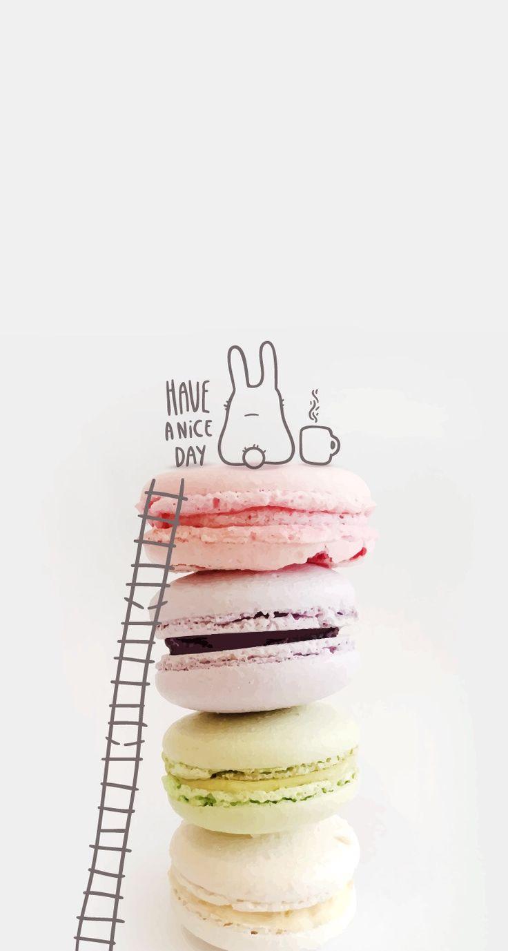 Cute Macaroons Hd Wallpaper 43 Best Macaron Macaron Owo Images On Pinterest