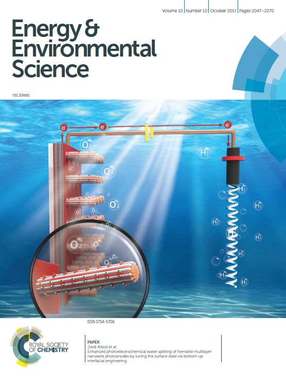 Photoelectrochemical (PEC) water splitting is a process whereby sunlight is harnessed in combination with specialised semiconductor materials to induce electrolysis and separate the hydrogen from the water molecule. With global climate change driving the need to find more efficient sources of...