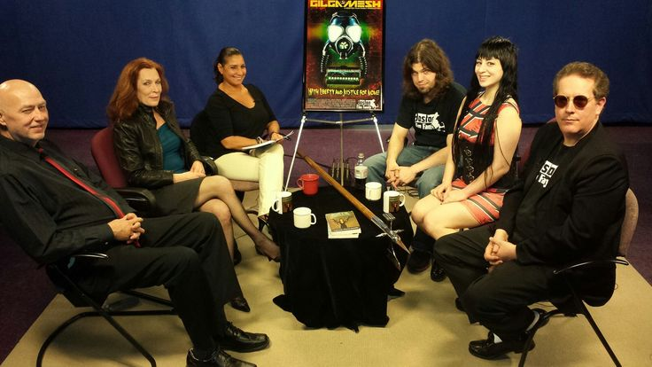 Sissy O'Hara will be in Gilgamesh, an upcoming horror film shot in New England.