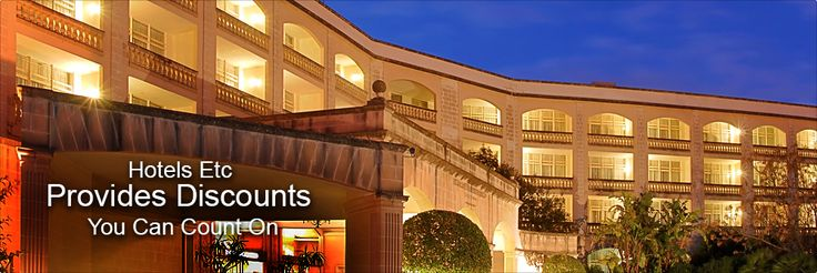 Hotels Etc offers the best hotel discounts on the net. Stop paying retail when you can pay wholesale rates -- Cheap Hotels --- http://www.hotelsetc.com/