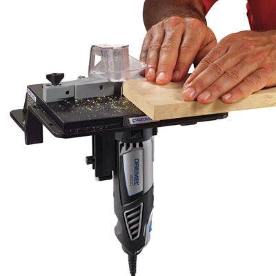 Mesa para Fresar (Tupia) - Modelo 231 Dremel