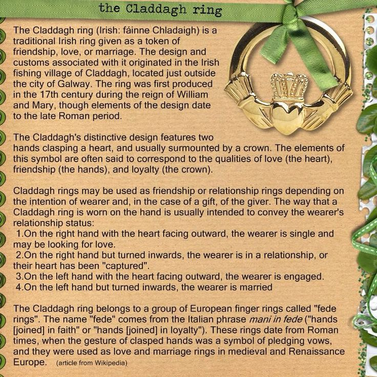 send in st Pat's package  The Claddagh Story http://www.theirishjewelrycompany.com/-strse-1195/fathers-day-graduation-2007/Detail.bok