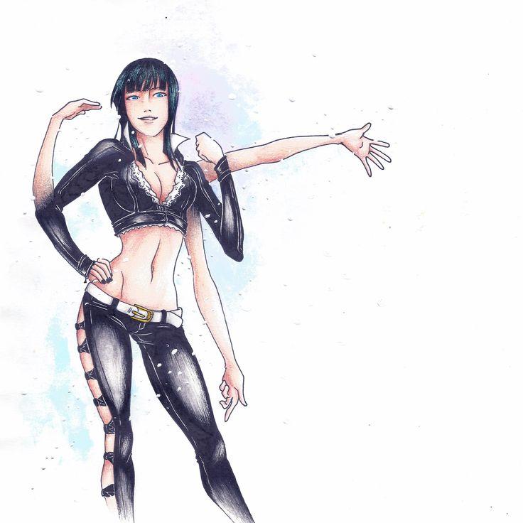 My Art // One Piece - Nico Robin