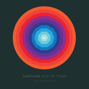 """Cantoma """"Out of Town"""" album cover. Love the music, love the art."""