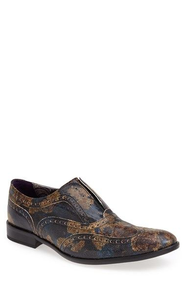 Robert+Graham+'Vanderbilt'+Wingtip+(Men)+available+at+#Nordstrom