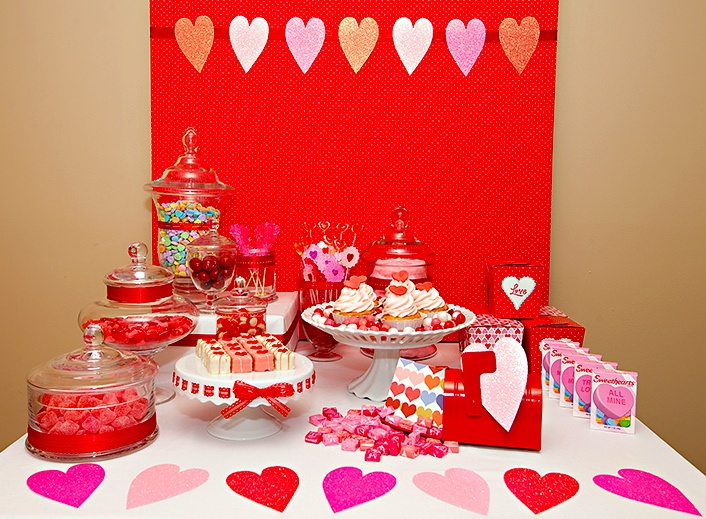 Sweet Nothings: sweets tables