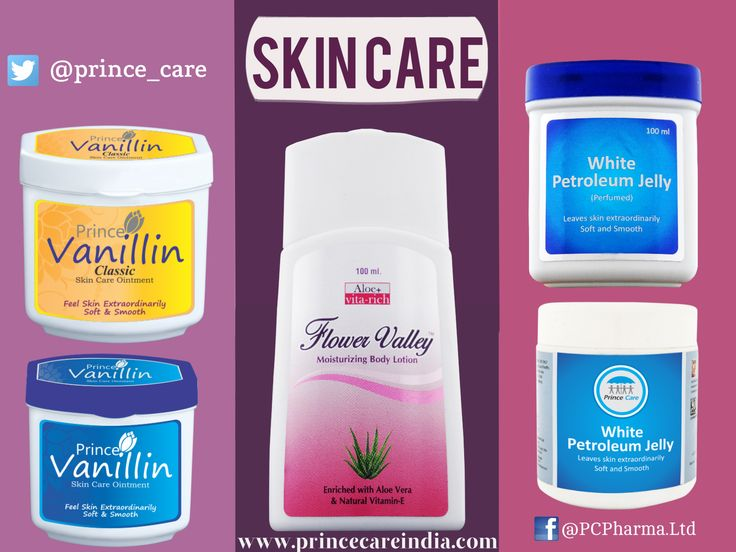 Skin-Care Products manufactured by @prince_care  For more detail visit: http://bit.ly/2uldKwM  #Skincare #vanillin #Flowervalley #lotion #moisturzingcream