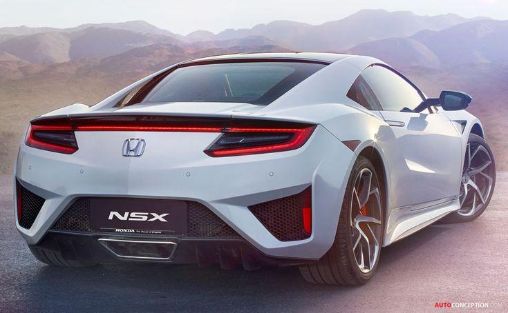 2016 Honda NSX www.normreeveshon...
