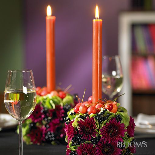 27 best images about on pinterest for Decoration florale table