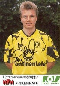 Thomas Helmer - BVB deutscher Nationalspieler
