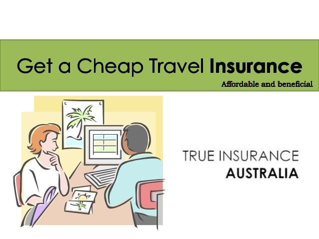 Travel Insurance ensures you the safety of you and your family in the journey. You should Compare  various insurance plans and choose an affordable insurance plan for your journey. More details: http://www.trueinsurance.com.au/cheap-travel-insurance/