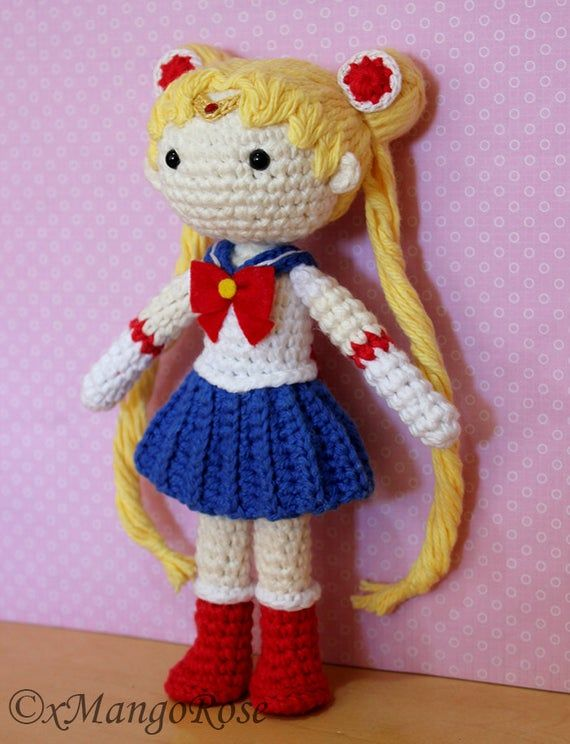 60 trendy Ideas crochet amigurumi anime elephant pattern ... | 744x570