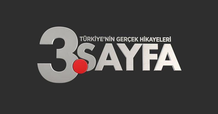 """Türkiye'nin gerçek hikayeleri...  Cinayete kurban gitmiş mağdurların yakınları ile röportajlar...  İşlenmiş bir cinayetin tüm gerçekleri...  3. Sayfa yakında teve2'de! """"3.Sayfa Türkiye'nin Gerçek Hikayeleri"""" n de tozlu raflardaki dosyalar aralanıyor, sır cinayetler gün yüzüne çıkıyor.   #3 #başlıyor #cinayet #Gerçek #hikayeleriyle #Sayfa #TÜRK"""