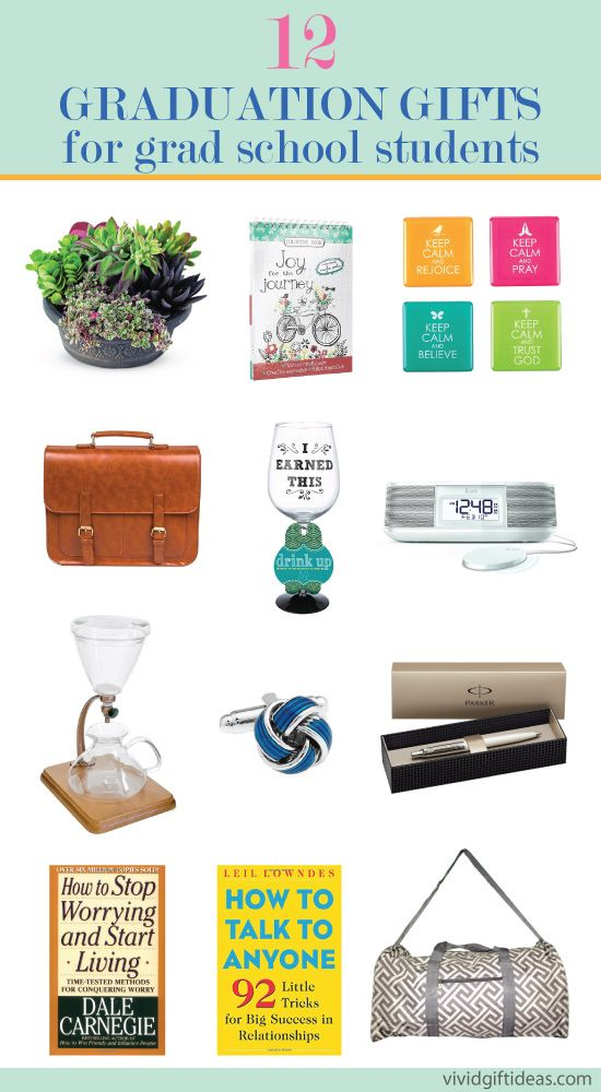 Grad school graduation gifts for guys and girls | Graduation gifts for graduate school