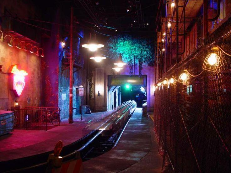 Rock 'n' Roller Coaster - Walt Disney World - Disney's Hollywood Studios (Lake Buena Vista, Florida, USA)