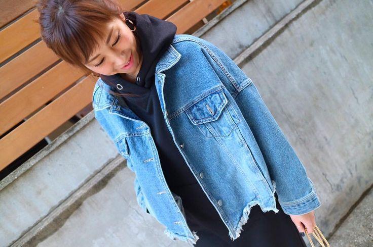 ヒロシです 今日はめっちゃ寒かったとです笑  なんかこの写真ヒロシですっぽい 明日は東京出張 寒そう 何着てこー  #ワンピース #ワンピースコーデ #gジャン #coordinate #cccross #paulinebleu #まだまだ寒い #outfit #ootd #今日のコーデ #今日の服 #コーディネート #デニムコーデ #ヒロシです #セレクトショップアンスリール #セレクトショップunsourire#吹田市セレクトショップ #吹田市関大前セレクトショップ #吹田市セレクトショップアンスリール #吹田市関大前駅セレクトショップ #明日も笑顔で #がんばるよ #楽しみ #東京出張