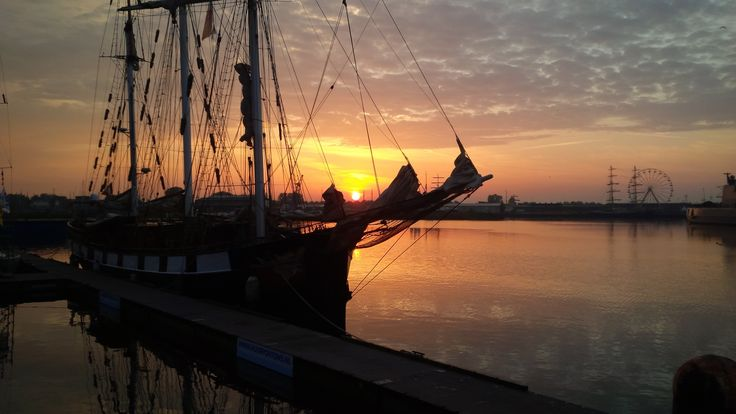 Ochtendzon , Binnenhaven , #sail , Vlissingen