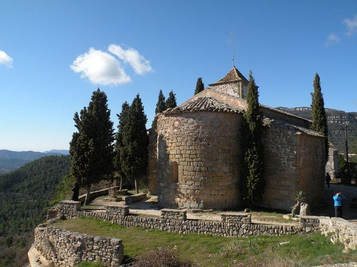 Albarca, Comarca del Priorat, Tarragona, Spain