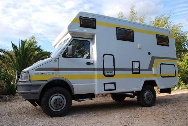 iveco daily 4x4 iveco daily 4x4 pinterest 4x4. Black Bedroom Furniture Sets. Home Design Ideas