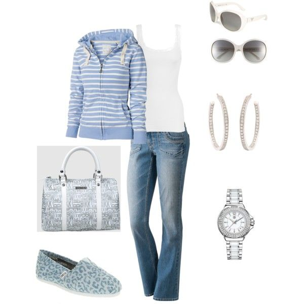 outfit, casual