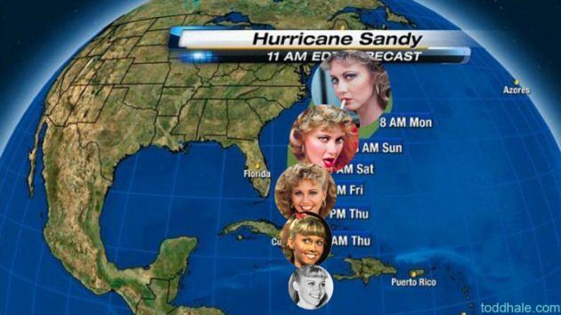 Hurricane Sandy Grease | Hurricane Sandy Grease