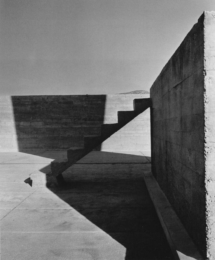Unité d'habitation de Le Corbusier vue par Lucien Hervé