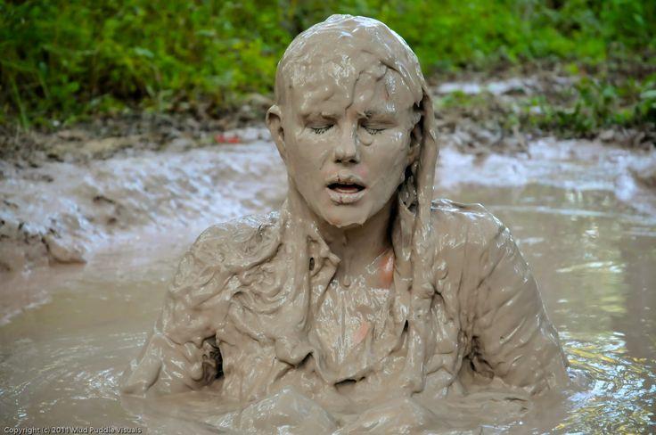 Visual Puddle Odette Delacroix Quicksand Mud