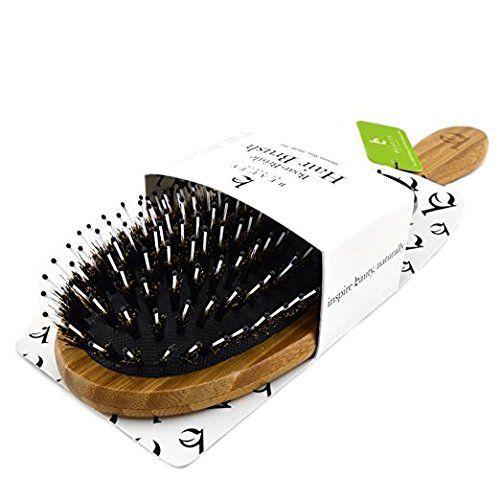 [$17.84 save 26%] Amazon #DealOfTheDay: Boar Bristle Hair Brush; Natural Wooden Bamboo Handle Best for Styling ... https://www.lavahotdeals.com/ca/cheap/amazon-dealoftheday-boar-bristle-hair-brush-natural-wooden/300852?utm_source=pinterest&utm_medium=rss&utm_campaign=at_lavahotdeals&utm_term=hottest_12
