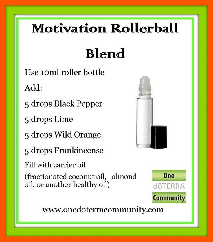 motivation blend... to buy these or any other doTERRA essential oils please visit www.mydoterra.com/essentiallyjeanne