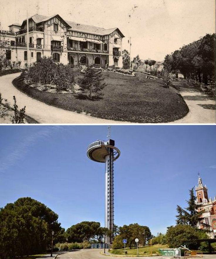 La Parisiana 1907 1939 Se Encontraba Donde Hoy Se