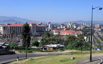 Ethiopia - The beautiful country where our precious daughter was born!