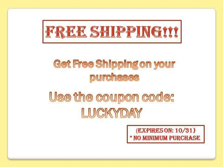 Use the coupon code LUCKYDAY and get Free Shipping on your purchaces (Expires On: 10/31)  * NO Minimum Purchase SHOP: https://www.etsy.com/shop/KaterinakiJewelry… #jewelry #accessories #free_shipping #discount #new_offer #september_october #autumn #coupon_code #etsy #etsyjewelry #etsyaccessories