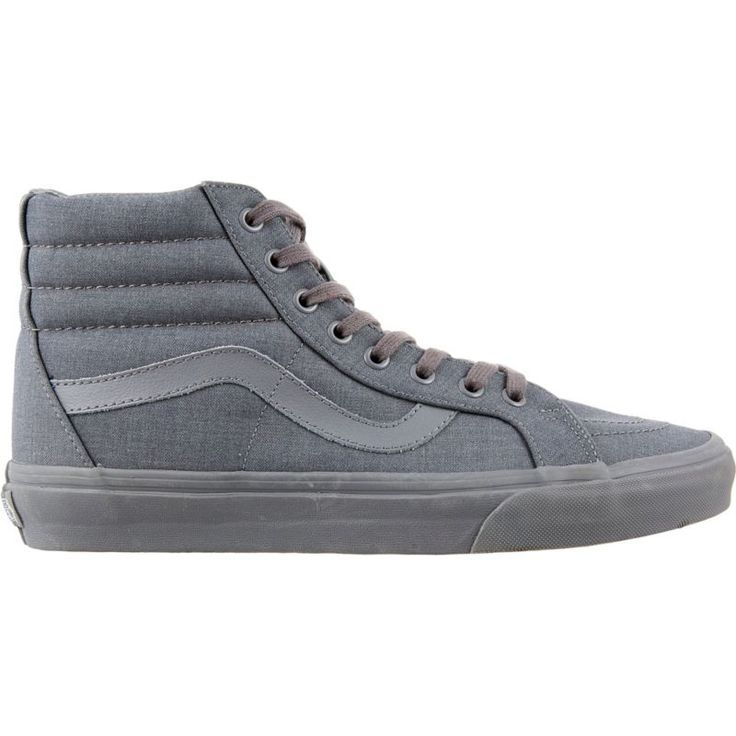 Buy vans sk8-hi reissue shoes - (t s) blackplus 60ab49451
