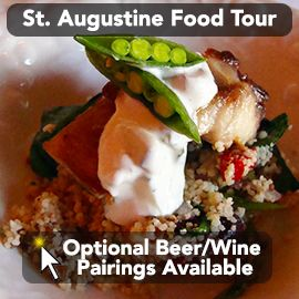 St. Augustine Historic Walking Tours | Our Tours