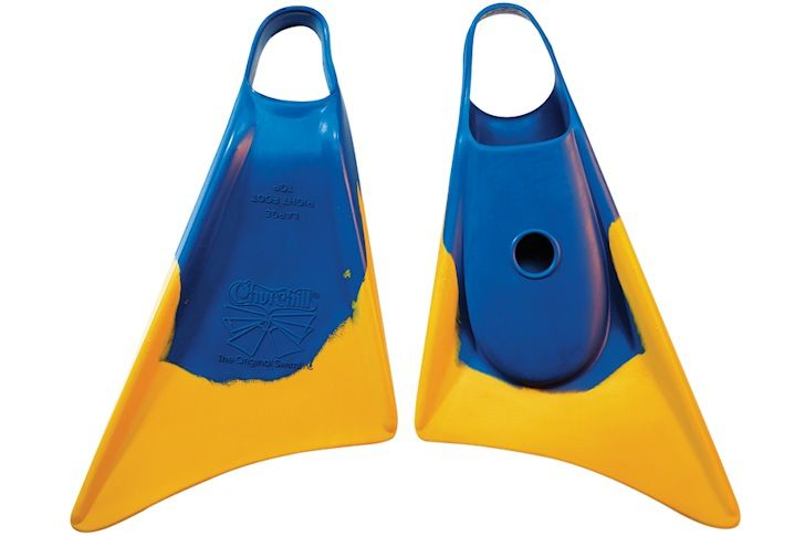 Bodyboard fins: thrust, comfort, durability, stiffness and price are critical