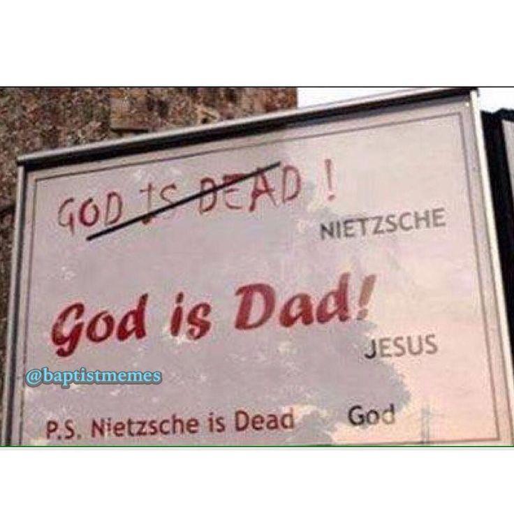 -@gmx0 #BaptistMemes #Nietzsche