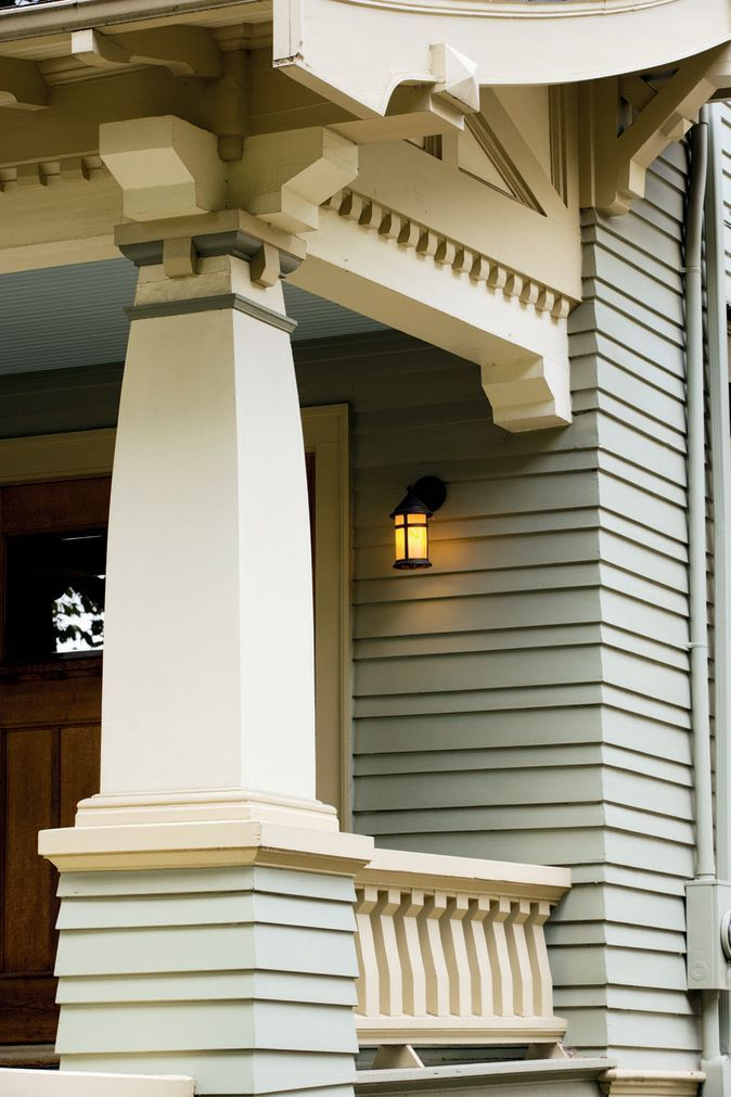 Exterior Of Mudroom Addition In Portland Oregon I Love The Porch: 494 Best 1920s Craftsman Bungalow Exteriors Images On Pinterest