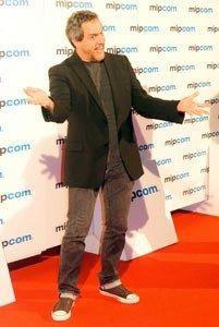 Canadian comedian Michel #Courtemanche