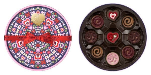 Godiva Chocolates Valentine