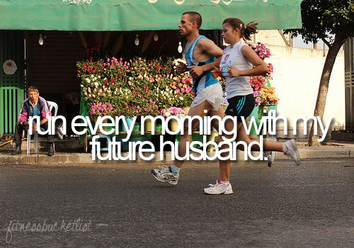 maybe not every morning, but run often ;)