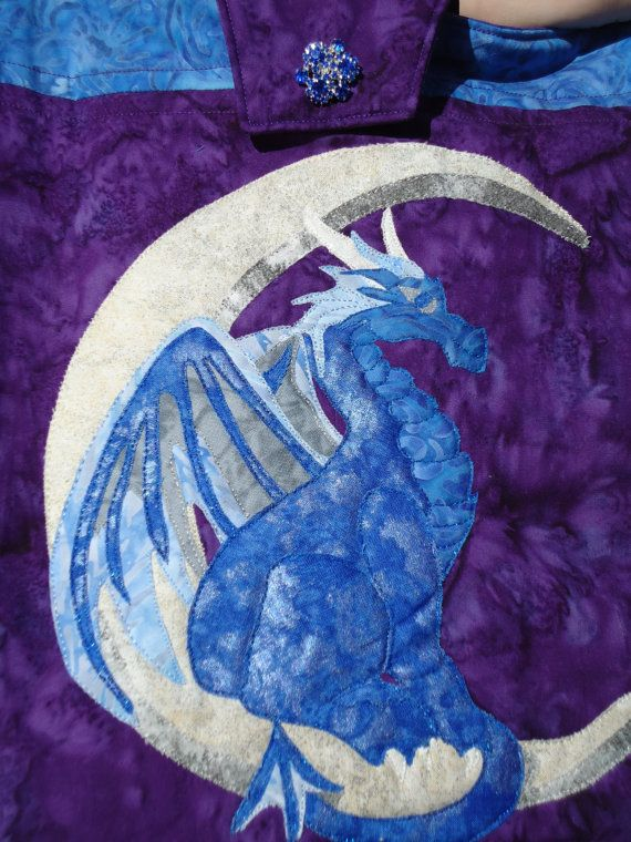 58 best Dragon quilt images on