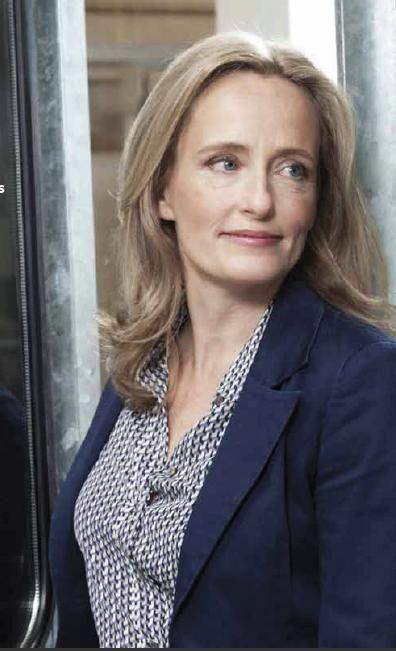 Monique Koemans, auteur van '2013'