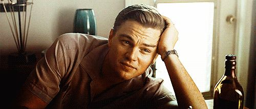 Pin for Later: 15 Things That Definitely, Probably Happen on a Date With Leonardo DiCaprio When He Listens Intently to Your Stories From Across the Table