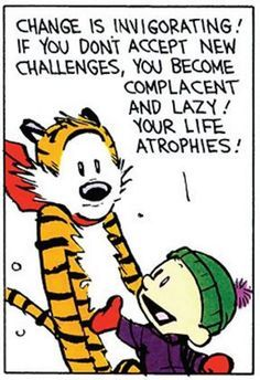 Calvin And Hobbes Quotes : theBERRY                                                                                                                                                                                 More