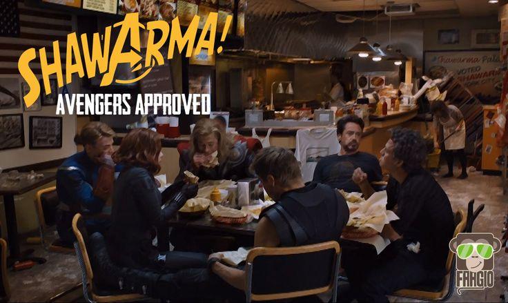 #shawarma #Avengers #food #Spicy #Chicken #yummy #shawarmaLovers #Faagio
