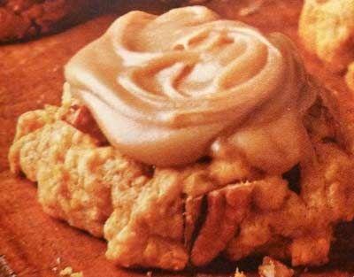Pumpkin Pecan Cookies   Desserts   Pinterest