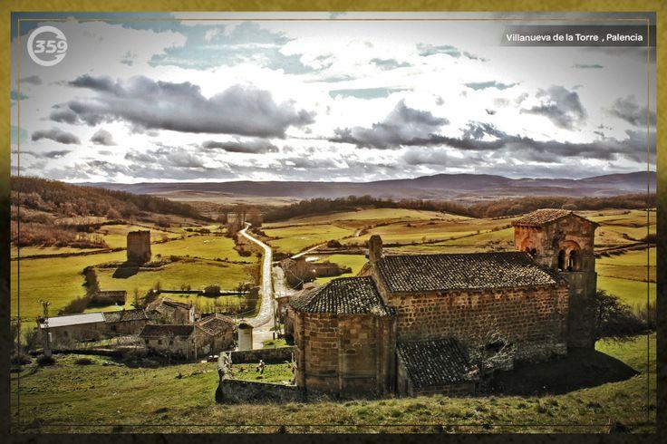 Villanueva de la torre , #Palencia #Casi360 fotografia