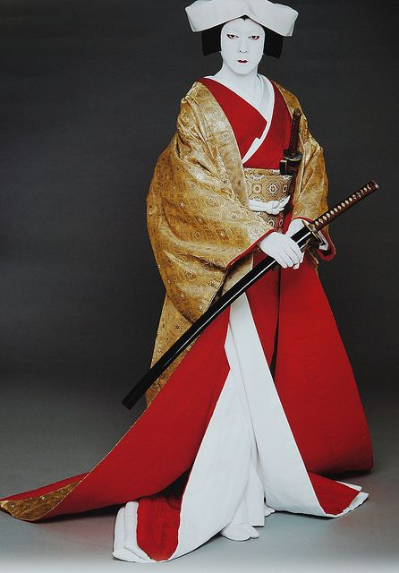 National Living Treasure of Japan, BANDO Tamasaburo, Kabuki actor