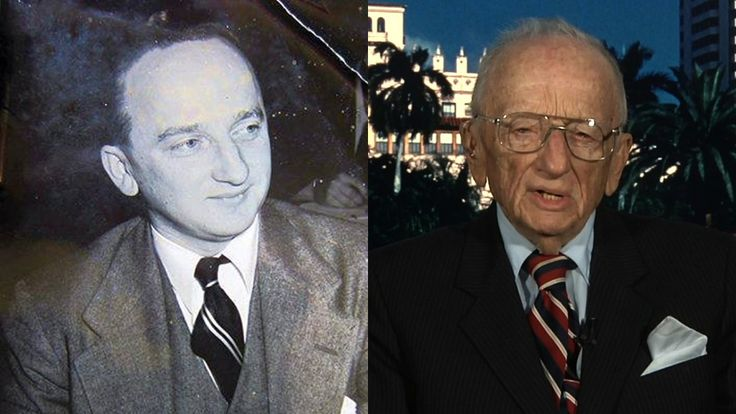 """At just 27, Benjamin Ferencz was a prosecutor at the Nuremberg trials of Nazi leaders. At 97, he says """"you cannot kill an ideology with a gun."""""""
