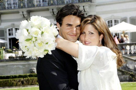 Roger Federer, Wife Mirka Welcome Twins ... Again!